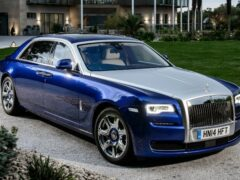 Rolls-Royce завершает производство самой популярной модели