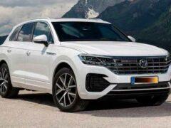 Volkswagen Tayron поставил очередной рекорд продаж