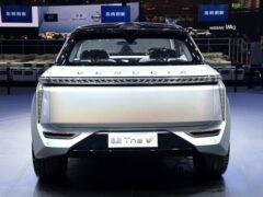 Открыт предзаказ на Venucia Star — бюджетный аналог Nissan X-Trail