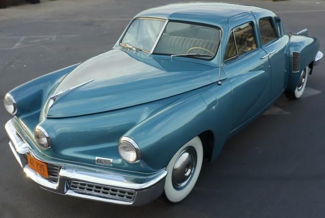Tucker 48 1948 года