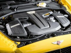 Мотору Bentley V8 исполнилось 60 лет