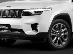 Jeep построит внедорожник Grand Wagoneer на базе пикапа RAM 1500