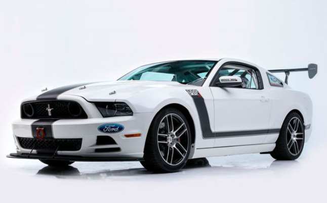 Ford Boss 302S