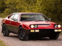 Ferrari, переделанный под внедорожник, выставлен на продажу