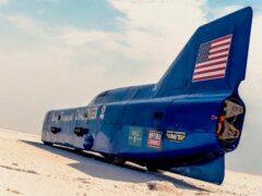 Болид Challenger II Streamliner продадут на аукционе