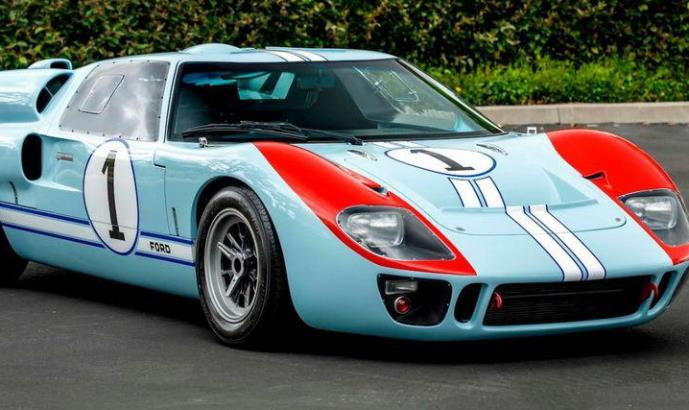 Ford GT40 от Superformance