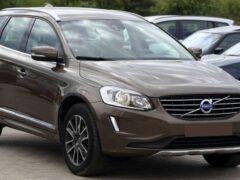 Продажи Volvo в России выросли на 16%