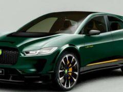 Компания Lister «доработала» электрокар Jaguar I-Pace