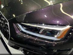 Купе Audi RS5 получило спецверсию Panther Edition