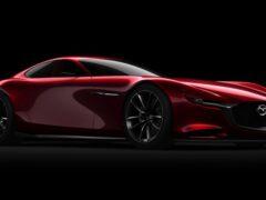 Новая Mazda RX-9 получит роторный двигатель