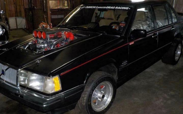 Volvo 960, мотор 3042 л.с.