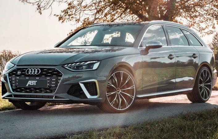 Audi S4 Avant, доработанный