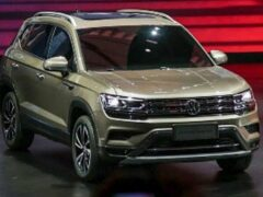 Volkswagen Tharu назвали лучшим компакт-кроссовером
