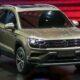 Обновленный Volkswagen Tharu дебютировал официально в Гуанчжоу