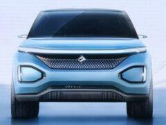 General Motors начала продажи нового кросс-вэна Baojun RM-5