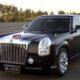 Китайский Hongqi бросает вызов Rolls-Royce и готовится стать брендом №1