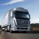 Hyundai испытала колонну беспилотных грузовиков