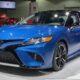 Toyota открыла предзаказ на обновленный седан Camry в России