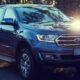 Обновленный внедорожник Ford Endeavour (Everest) вышел на рынок