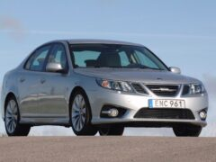 Последний Saab в истории продан на аукционе