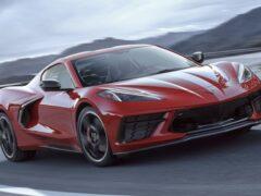 Chevrolet Corvette ZR1 восьмой генерации станет 900-сильным гибридом