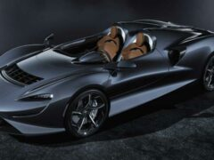 McLaren представил новый суперкар за 1,69 млн долларов
