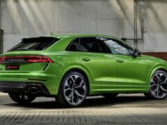 Стала известна дата появления нового Audi RS Q8 в России