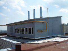Строительство крышной котельной — особенности и этапы процесса