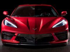 Цена на Chevrolet Corvette не порадовала европейцев