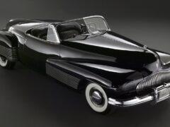 В Сети показали первый в истории концепт-кар Buick Y-Job