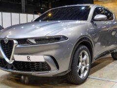 Alfa Romeo Tonale поступит в продажу в конце 2020 года
