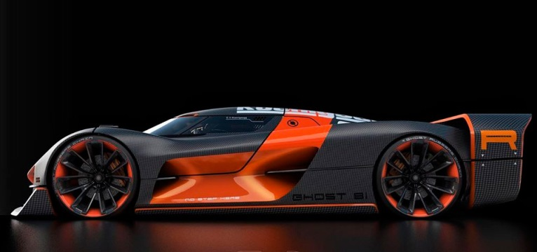 Koenigsegg Ghost, новый гиперкар