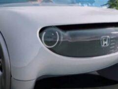 Honda представит автономный концепт Augmented Driving Concept