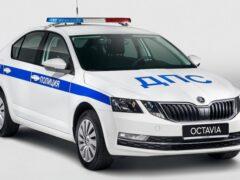Skoda передала полиции 3870 патрульных автомобилей на базе Octavia