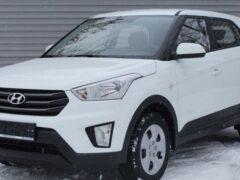Hyundai Creta стал самым популярным кроссовером в России в феврале