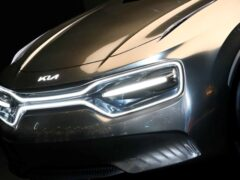 В модельном ряду Kia к 2025 году будет 11 электромобилей