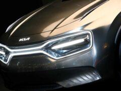 Бюджетный кроссовер Kia Sonet дебютирует на Auto Expo-2020