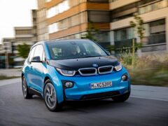 BMW i3 получит обновленную батарею
