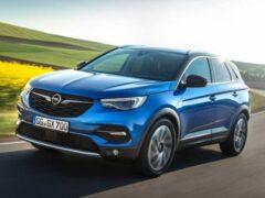 Opel предъявил новый гибридный кроссовер Grandland X