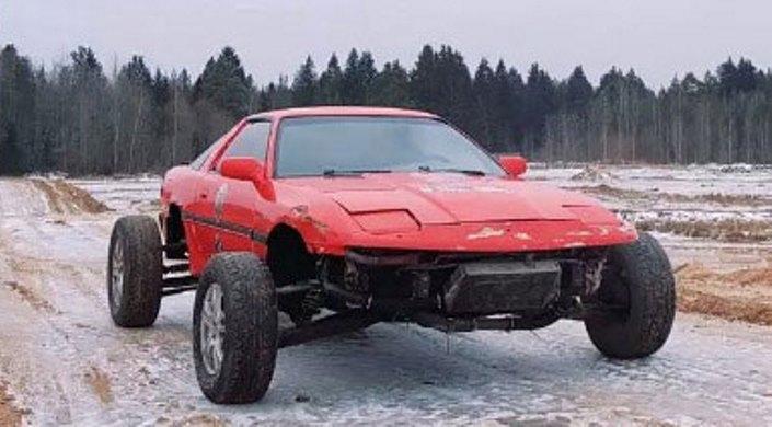 Toyota Supra, багги