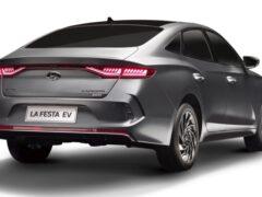 Электрический Hyundai Lafesta представлен в Китае