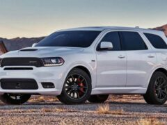 720-сильный Dodge Durango будут выпускать только 7 месяцев