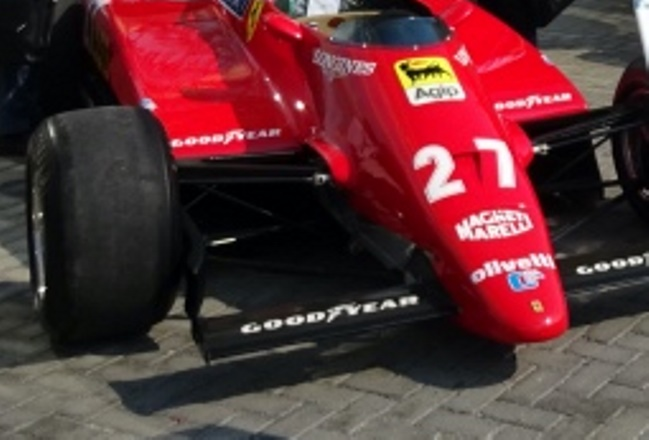 Ferrari F2002, болид Шумахера