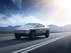 Tesla не собирается урезать габариты пикапа Cybertruck