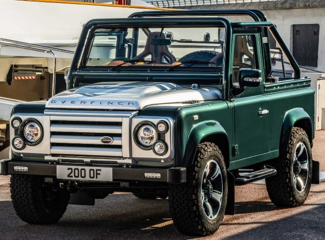 Land Rover Defender от Overfinch