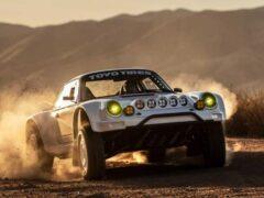 Porsche 911 превратили во внедорожник