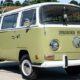 В Сети продают винтажный микроавтобус Volkswagen из прошлого века