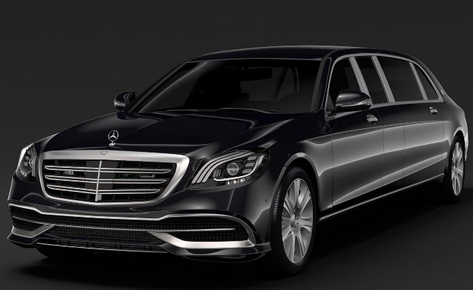 Мercedes-Benz Maybach S-Class