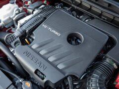 Nissan Motor получил престижную премию за двигатель VC Turbo