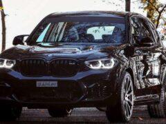 Тюнеры из ателье Dahler модернизировали BMW X3 M и X4 M